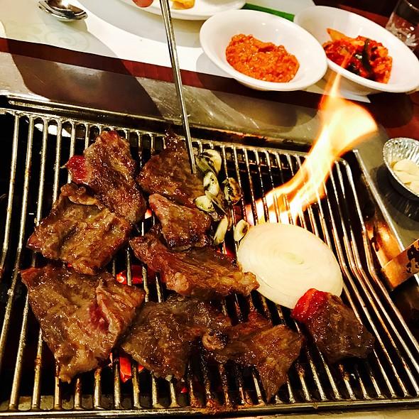 Korean Bbq Shorties