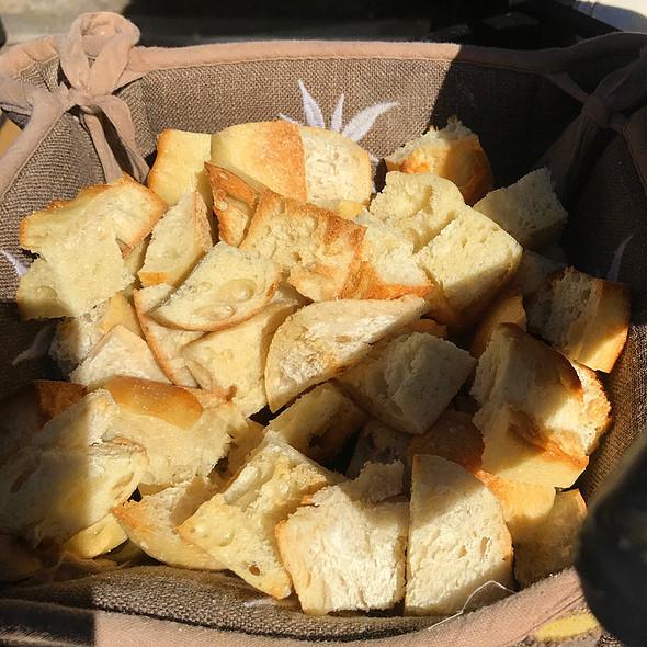 Bread for Fondue