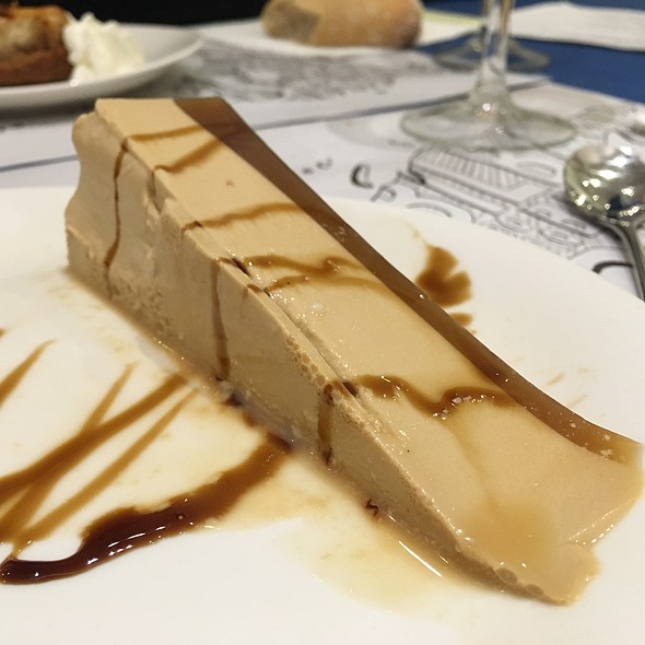 Pastel De Café Al Baileys