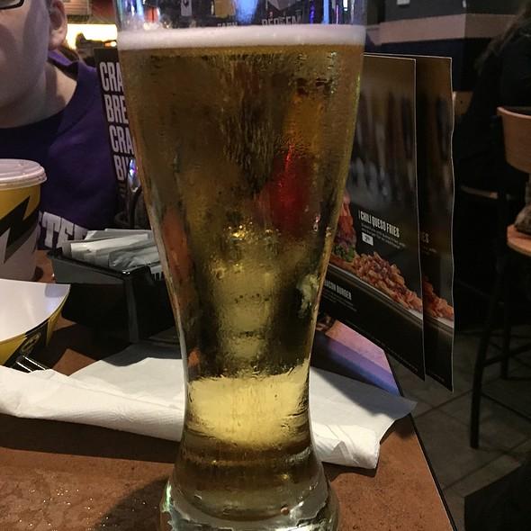 Beer @ Buffalo Wild Wings Grill & Bar