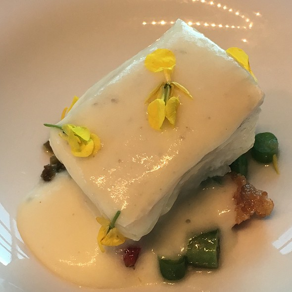 Local Halibut Poached In Olive Oil