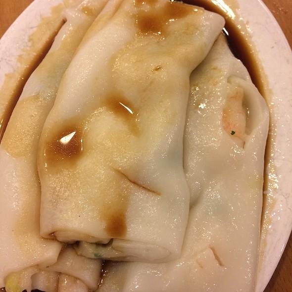 Shrimp Rice Roll