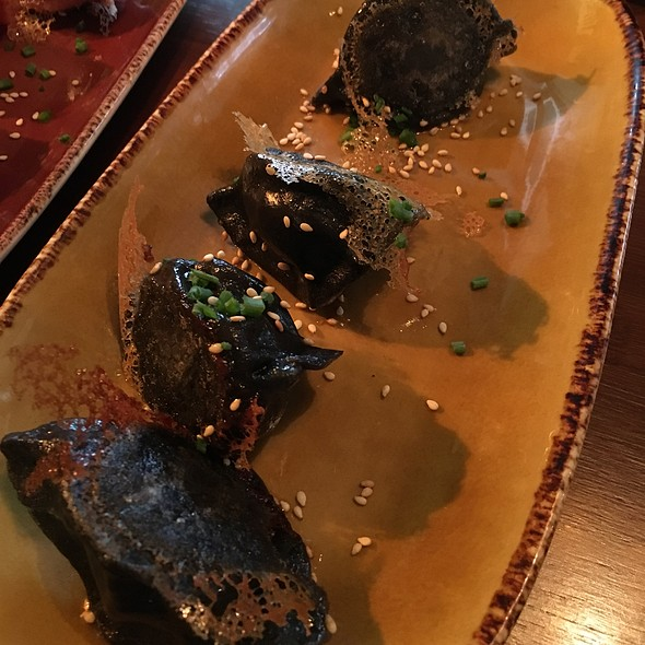 Beef Dumplings @ Ledu Dim Sum & Bar