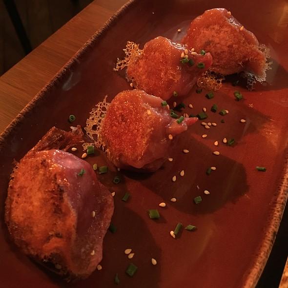Chicken Dumplings @ Ledu Dim Sum & Bar