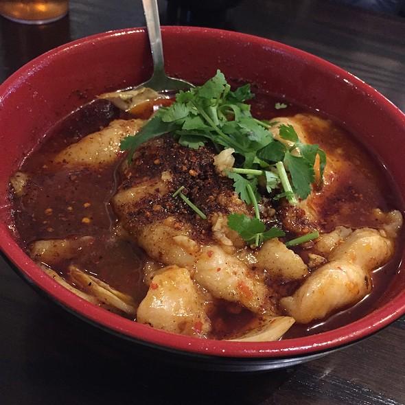 Sichuan Fish Filets