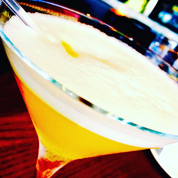 Pinefin Martini