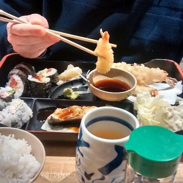 Bento Mix @ Ichiban Sushi