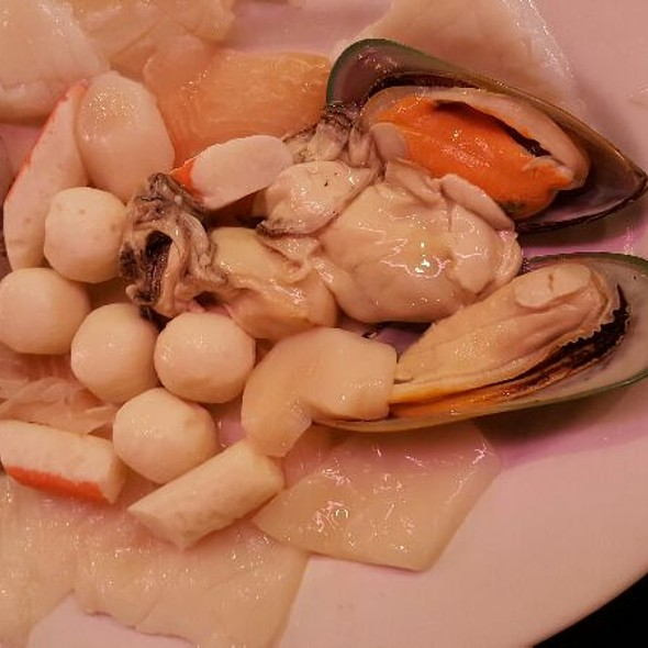 Assorted Seafood @ Tan Tan Restaurant On Westheimer