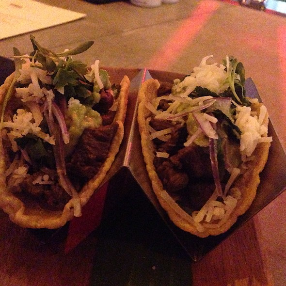 Steak Tacos @ Viva Hollywood