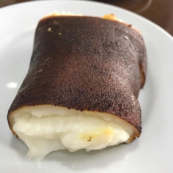 Kazandibi Pulled Chicken Pudding