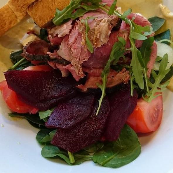 Red Roastbeef Salad