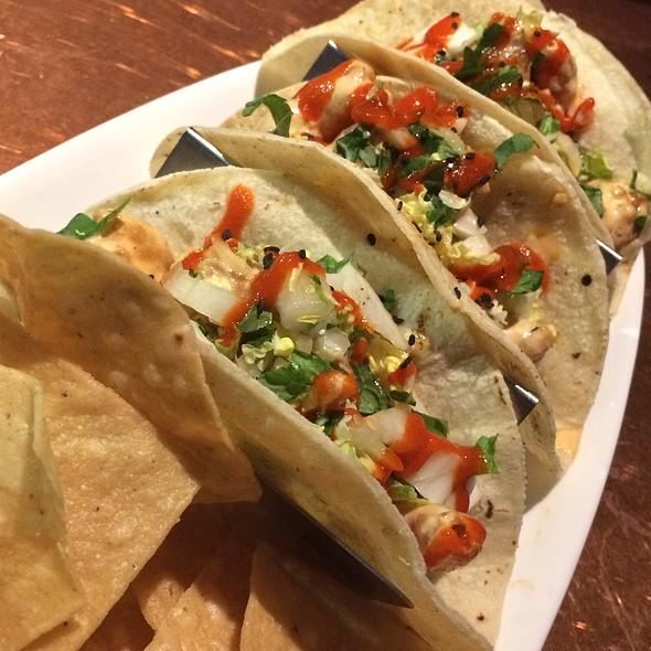 Shrimp Tacos @ City Works