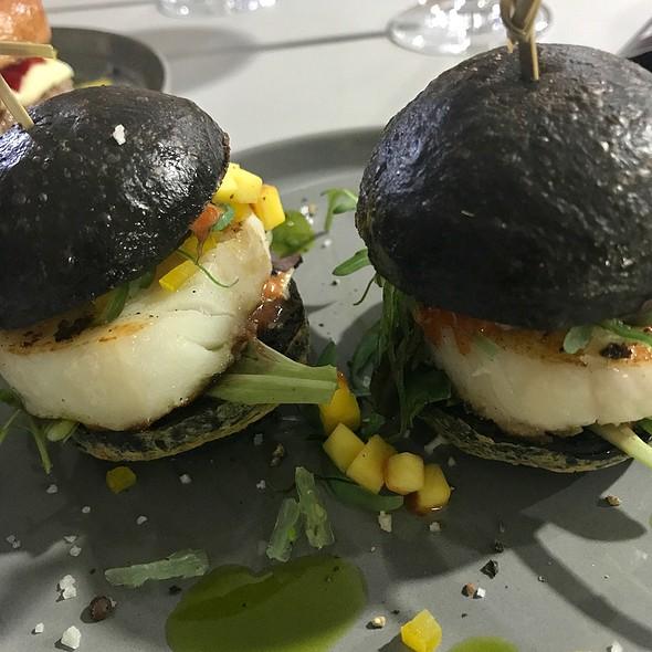 Fish Burger @ EMTE Burger & Street Food Gourmet
