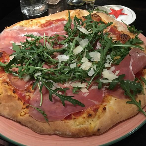 Pizza Zerra @ Ristorante Pizzeria ... Verdi