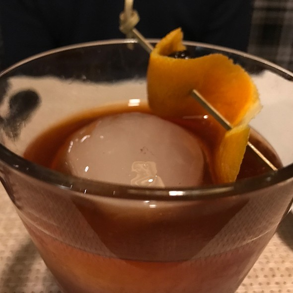 Old Fashioned @ DISTRICT