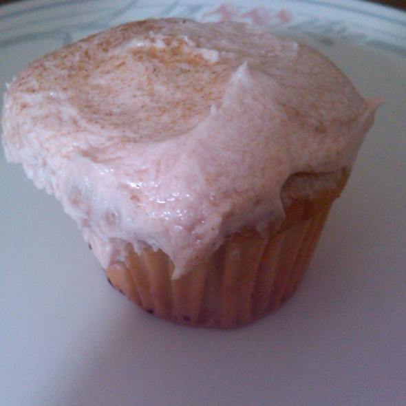 French toast cupcake @ Sweet Mandy B's