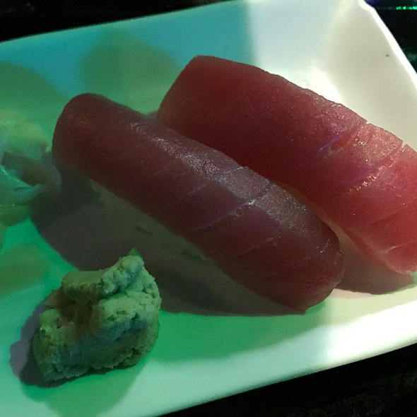 Tuna @ Hanabishi Izakaya & Sushi Bar