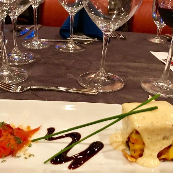 Spanish-Style Tortilla @ Ruth's Chris Steak House (Uptown Charlotte)