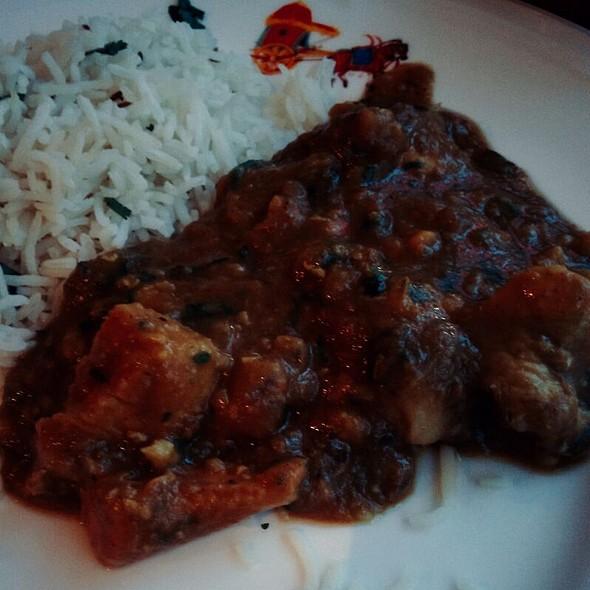 Chicken Dhansak @ Salam Bombay