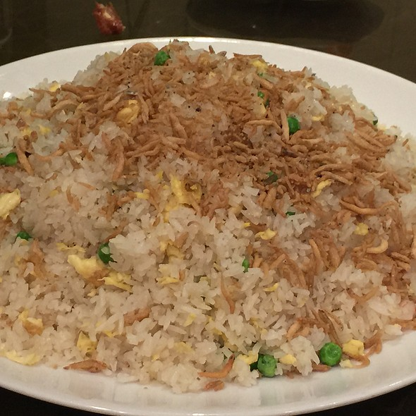 Fried Rice @ Grand Millennium Hotel Kuala Lumpur