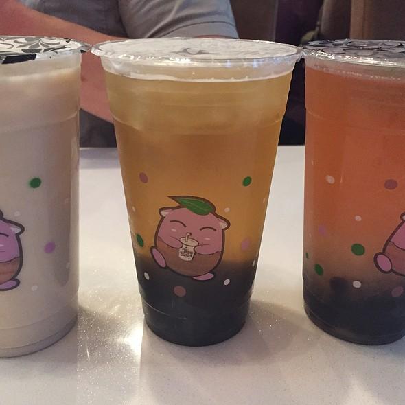 Boba And Tea