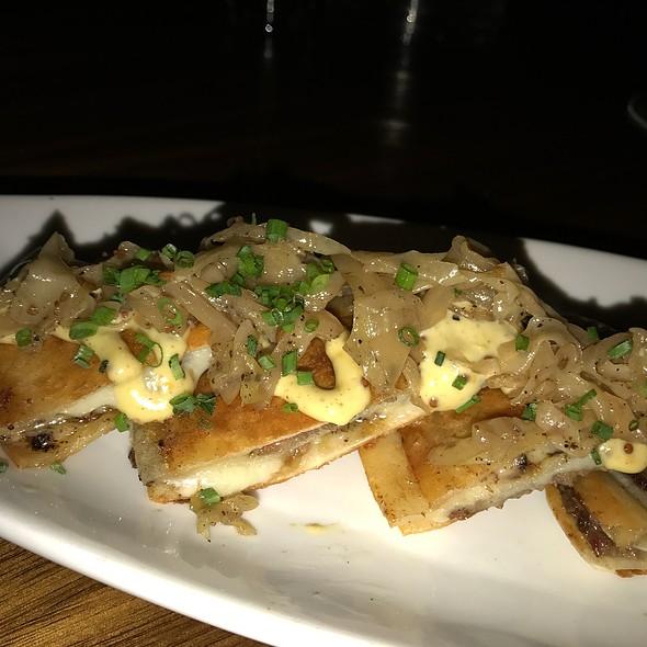 House Brined 'Pastrami Ruben' Quesadilla @ Stanton Social