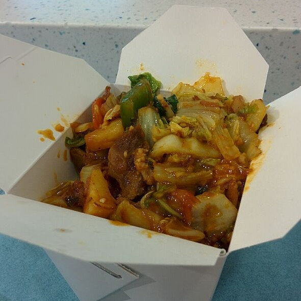 Pork Sweet And Sour @ Rice Tales