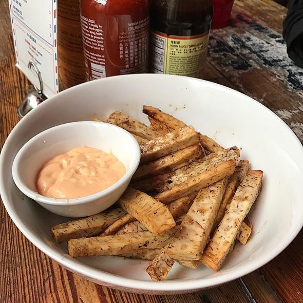Taro Fries @ An Choi