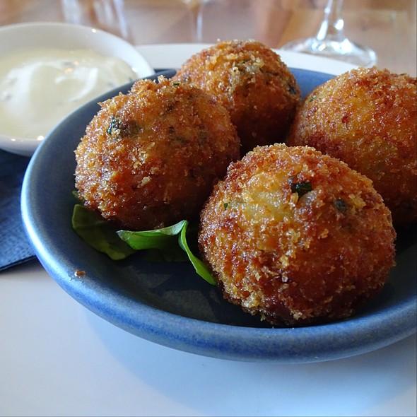 Risotto Croquettes @ Portabella Licensed Restaurant