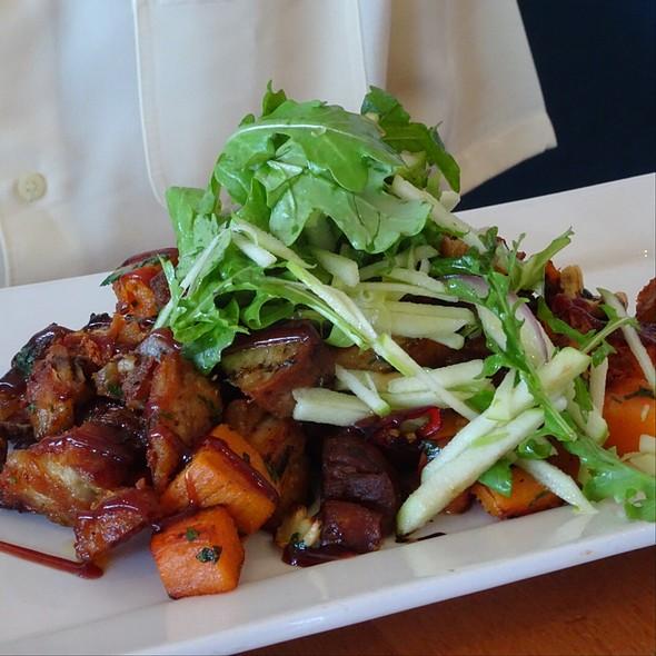 Crispy Pork Belly Salad  @ Portabella Licensed Restaurant