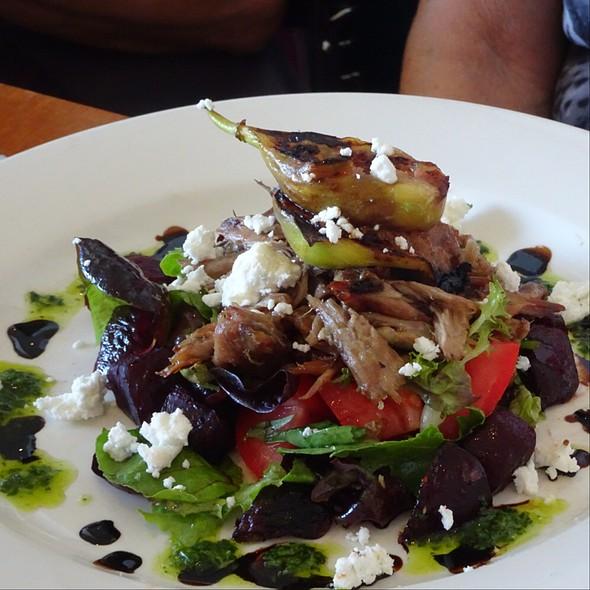 Balsamic Duck And Fig Salad @ Portabella Licensed Restaurant