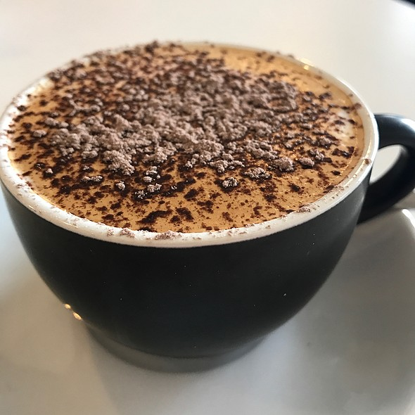 Skinny Cino @ My Little Coffee Shop