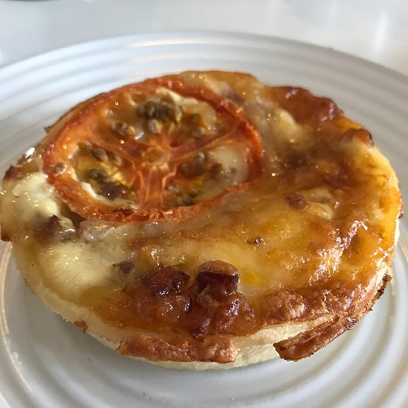 Bacon And Egg Tart @ My Little Coffee Shop