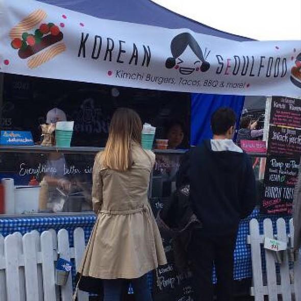 Korean Food Truck @ Food Truck Festival Fechenheim