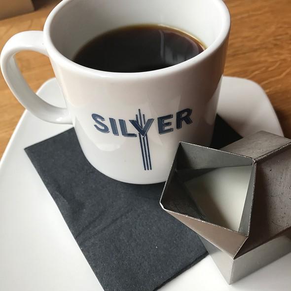 Diner Coff @ Silver