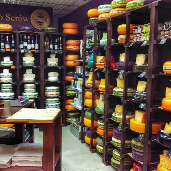 Cheese Heaven @ Królestwo Serów
