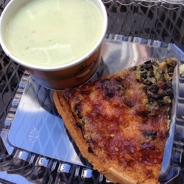 Kale Quiche And Broccoli Kale Soup