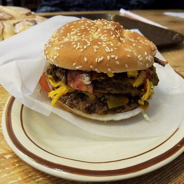 The Duke City Burger