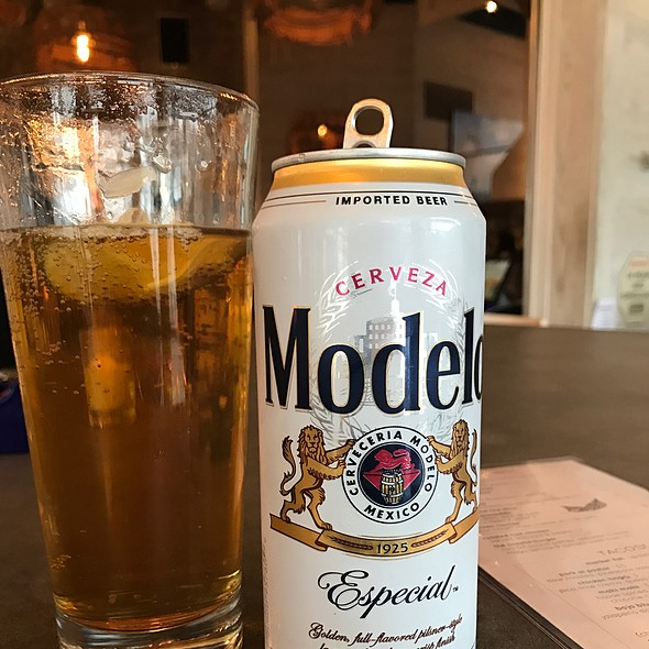 Modelo Especial @ Coastal Taco Bar + Chill