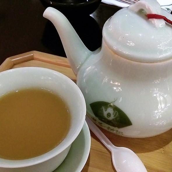 Mixed Fruit Green Tea