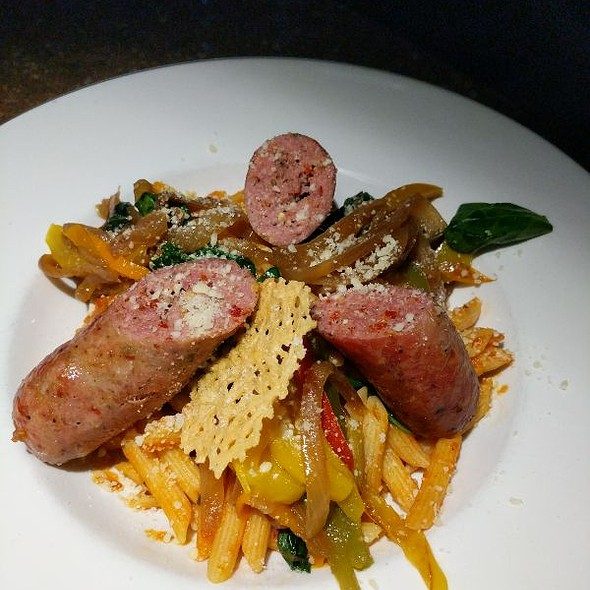 Dolomite With Penne