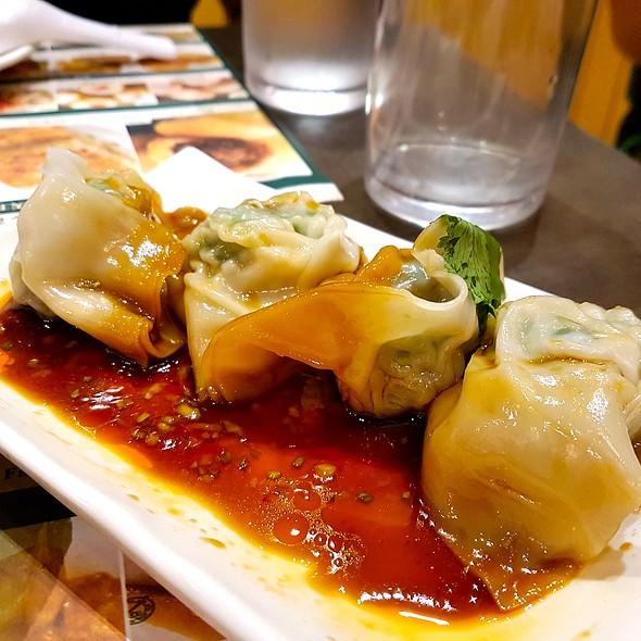 Pork Dumplings In Spicy Sauce @ Tim Ho Wan