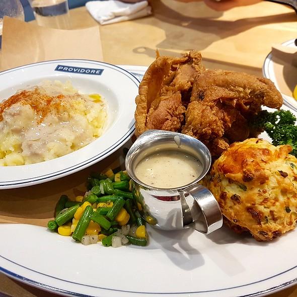 Winner Winner Chicken Dinner @ Providore