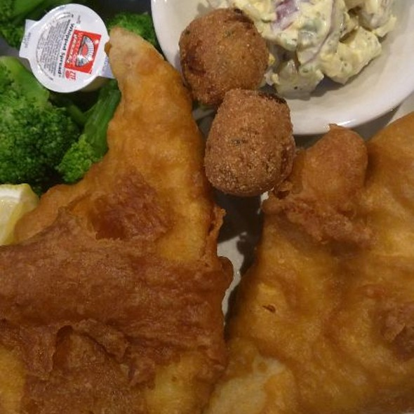 Northern Style Fish Fry