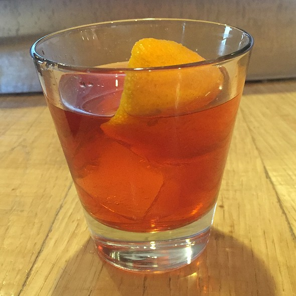 Negroni By Charles