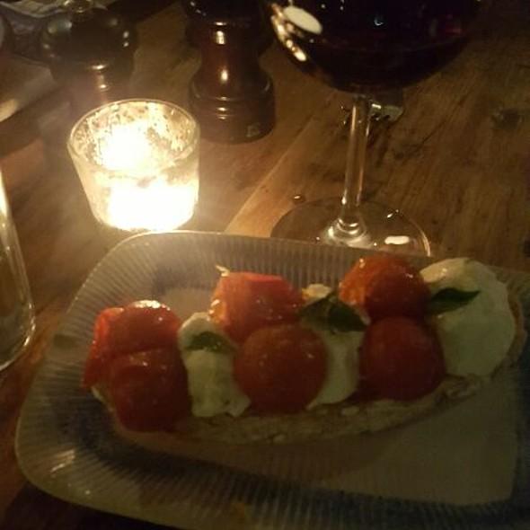 Bruschettas @ Jamie's Italian