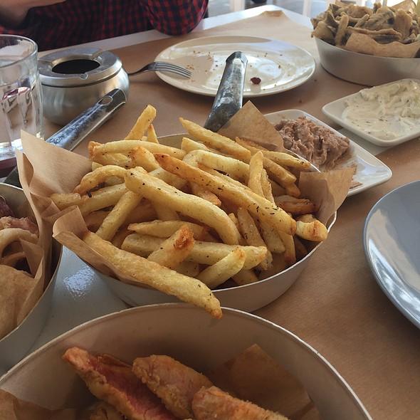 French Fries @ Sardelaki Me Thea