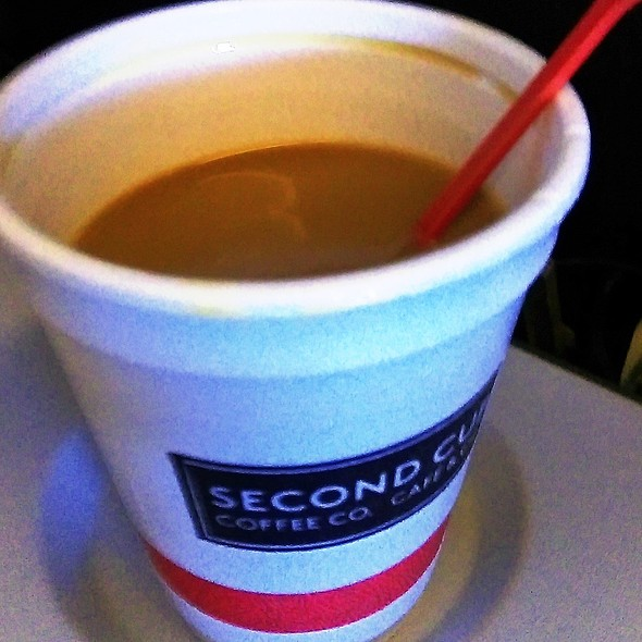 Second Cup Coffee @ Air Canada YYZ to HKG