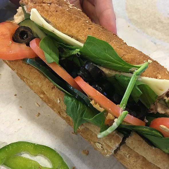 Tuna Footlong Sub @ SUBWAY®Restaurants