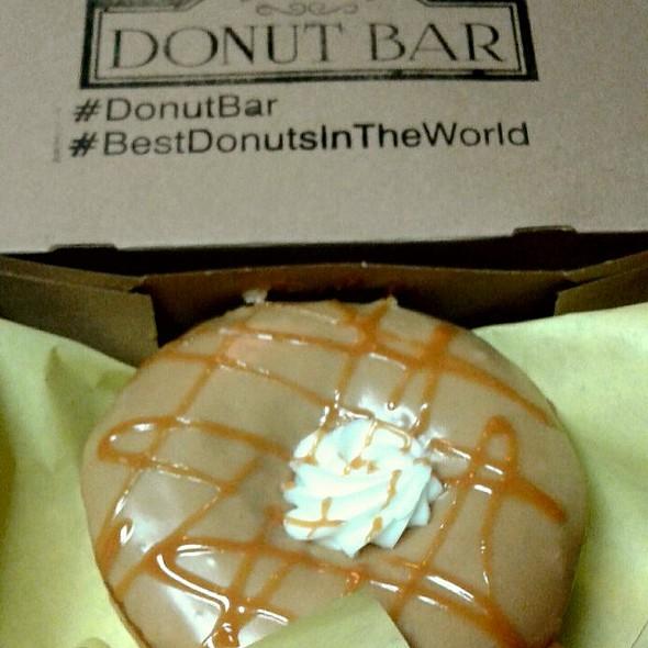 Carmel Capp Donut @ Donut Bar